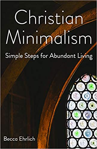 Christian Minimalism Book Cover